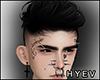 ayton black hair
