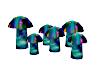 Hippie Bouncy Shrooms