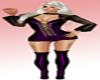 Dark Purple Mistress