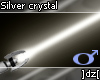 ]dz[ L:Silver Xtal