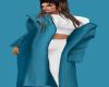 2019 Classic Coat ~Teal