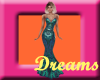 |JD| Teal 1 Gown