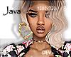 J | Fidelia bleached