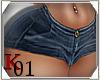 K:.::Sexy Shorts::. MED