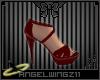 [AZ] Rasberry Heels