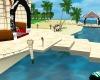 Aminated waterpark