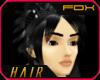 [F] ICE glass Black Hair