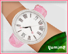 [Y] Yummy Pink Watch