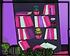 Girls Punk Bookcase