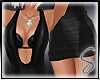 [Sev] Dance Dress Black