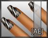 [AE] Wild Nails {silver}