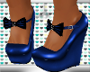 LTR Midy Blue Wedges