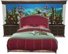 Cottage Master Bed