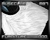 (m)Muse Diamond Fur Rug