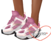 Lady Sneakers Pink/White