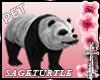 ST} Pet Panda Bear