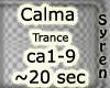 Calma -  Trance
