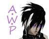 {[AWP]} B&W hair 2