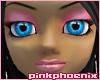 Princess/Pink Glow