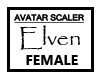 Avatar Scaler Elven