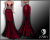 IV. Dolce Gown-Red
