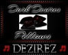 Dark Desires Pillows
