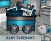 BABY ELEPHANT PILLOWS