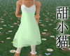 TXM Ballet Green Dress