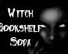 Witch Bookshelf sofa