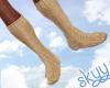 ❤ Long Tan Socks