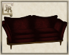 *JR Couch 2 Seat Red