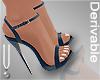 -V- Spring sandals