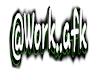 @Work..afk head sign