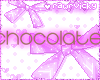 ChocolateSmoothy Nametag