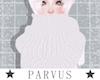 par - Scarf white -