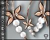 T.Leaves & Pearls
