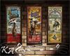 Rodeo Flyer Wall Art