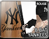 |2' Yankees Baseball bat