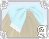 Little Lady Bow~ Blue