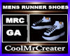MENS RUNNER SHOES