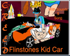 Fintstones KIds Car W/S