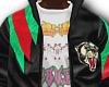 ♛ Gucci Nylon Jacket
