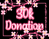🦥30k Donation Support