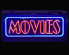 Movies Sign