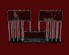 {AA} 2 tier pet cage