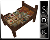 #SDK# Medieval Bed NP