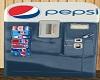 Retro Pepsi Machine