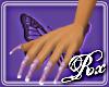 ~RX~ Lilac Nails