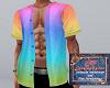 Open Rainbow Shirt