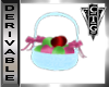 CTG  EASTER BASKET MESH